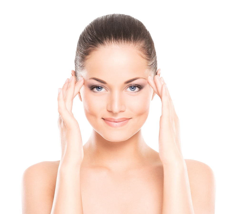 Radio frequency facelift